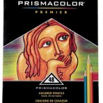Prismacolor Pencils 48 set