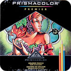 Prismacolor Pencils 72 set
