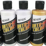 Auto-Air Metallic Colors