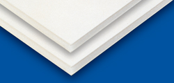 ClayCoat White Foam board core