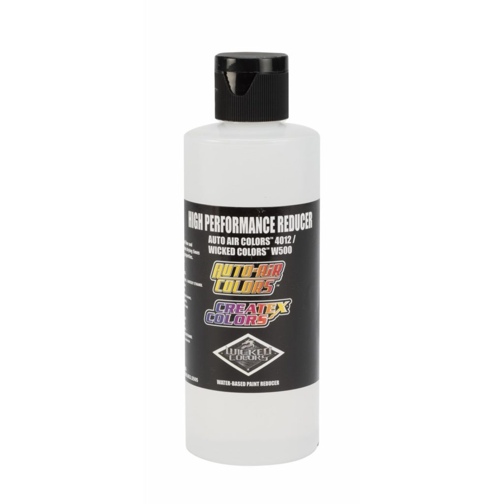 Thinning Auto Paint For Airbrush