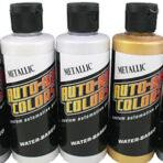 Auto-Air Metallic Colors