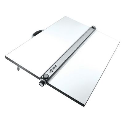 Portable Parallel Straightedge Boards